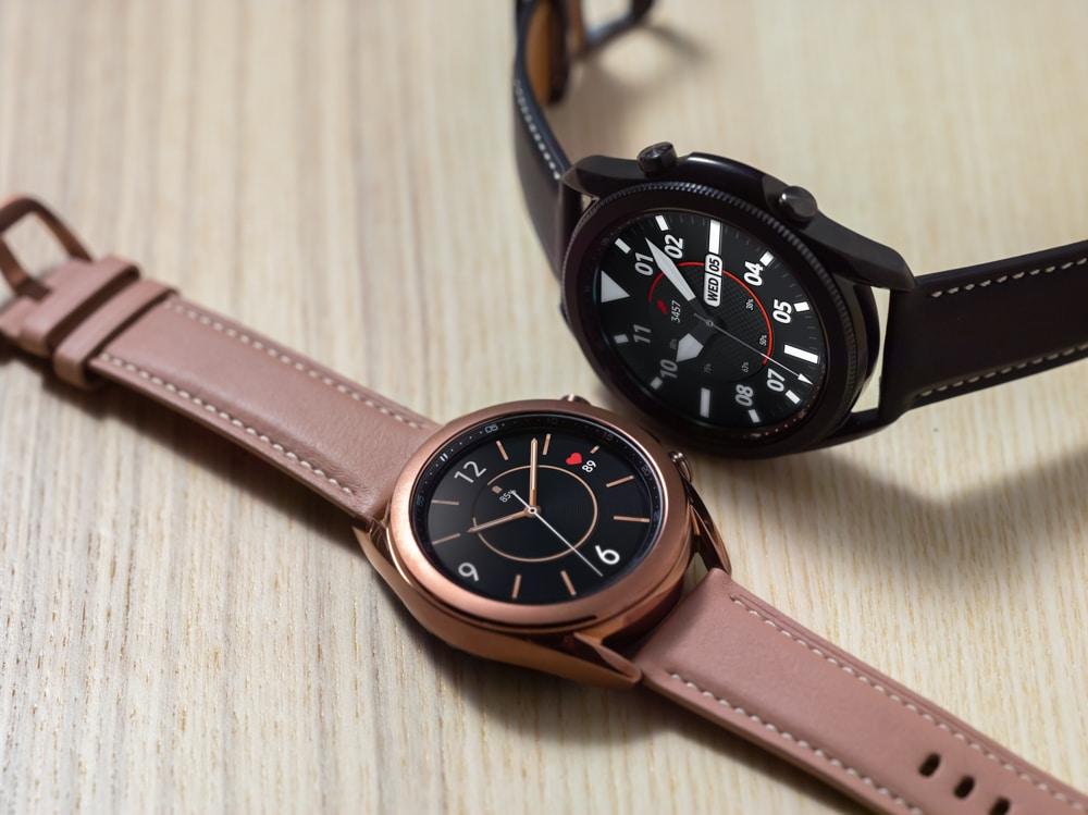 Que vaut la montre connectée Galaxy Watch